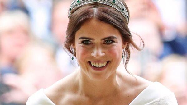 Esta es la historia detrás de la tiara de esmeraldas de la princesa Eugenia.