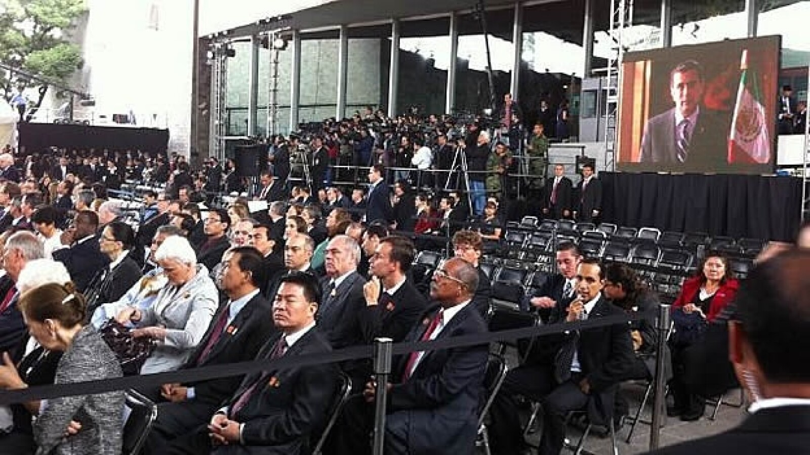 Aspectos quinto informe de gobierno Calderón 7