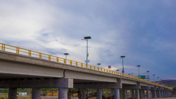 Puente Miguel Alem�n, en Guerrero