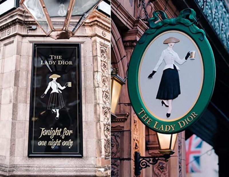 Lady Dior Pub