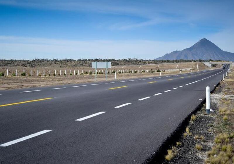 Autopista Puebla-Veracruz, M�xico