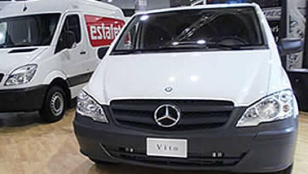 Estafeta - Mercedes Benz (Foto: Ivet Rodríguez)