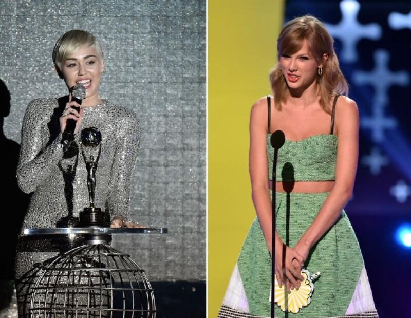 Al parecer Taylor no es la persona favorita de Miley, pues ex estrella Disney no se ha limitado en hacer comentarios sobre ella.
