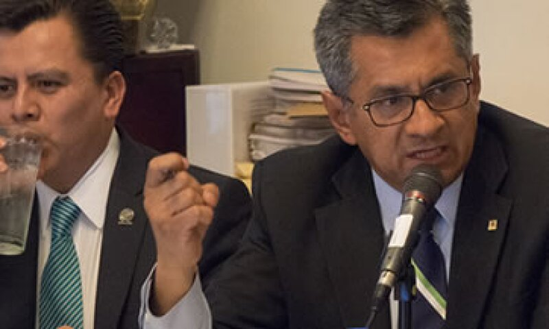 Joel Ortega ya se presentó a comparecer ante la Asamblea Legislativa del DF. (Foto: Cuartoscuro)