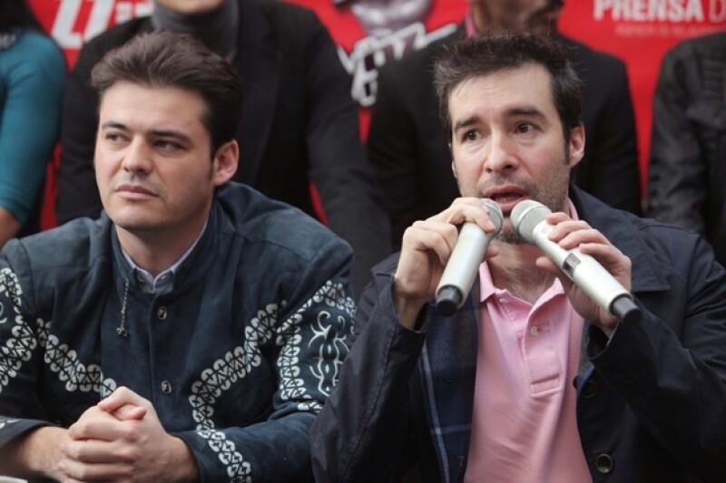 Miguel Ángel Fox confirmó que Juanes será la estrella invitada a la final de la emisión.