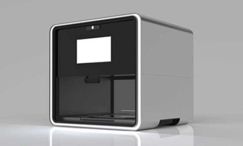 La impresora 3D Foodini elabora la forma de los alimentos basada en un diseño creado en un software. (Foto: Cortesía NaturalMachines.com)