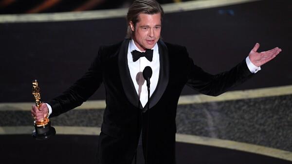 Brad Pitt Oscar