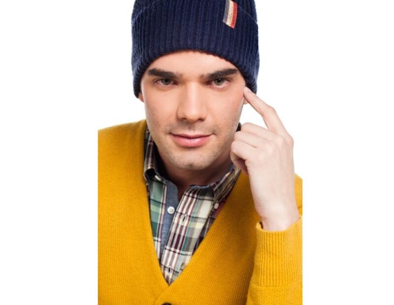 Carlos Athié pasa una Navidad muy amarilla con Quién.com