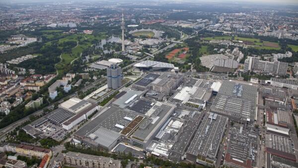 planta de BMW 1 en Múnich