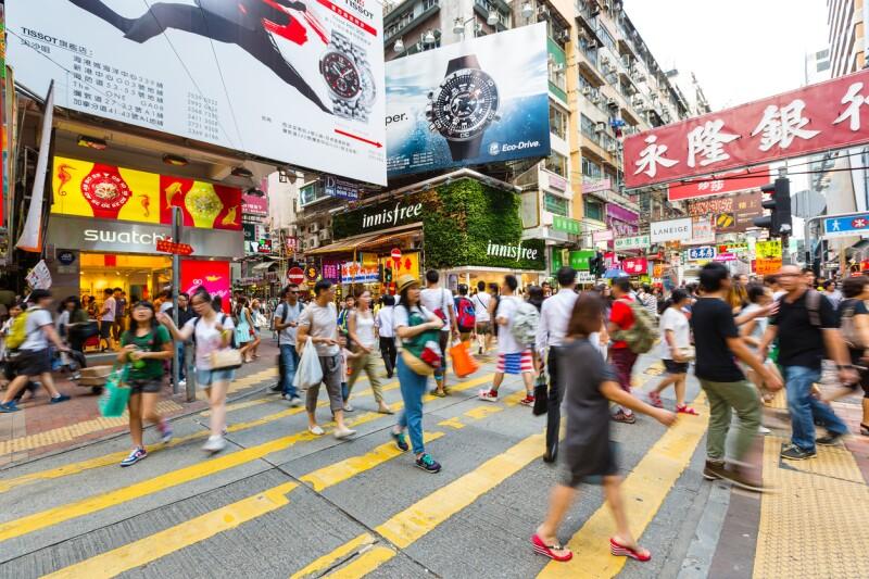China consumo local