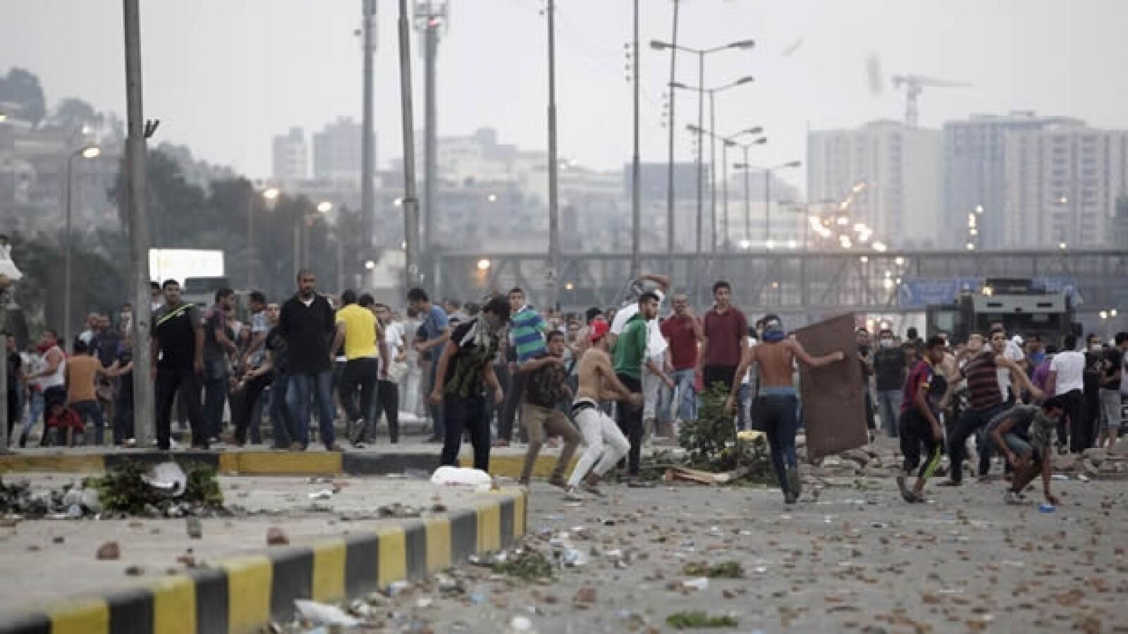protestas en el Cairo 2