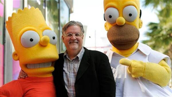 Matt Groening reveló que el lugar donde vive la popular familia amarilla está ubicado en Oregon.