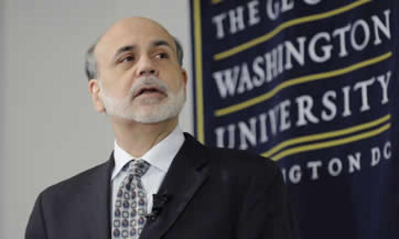 Bernanke se centró en los persistentes puntos ciegos con los cuales las autoridades financieras tratan de evitar que se repita la crisis. (Foto: Reuters)