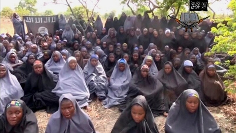 niñas Nigeria video Boko Haram