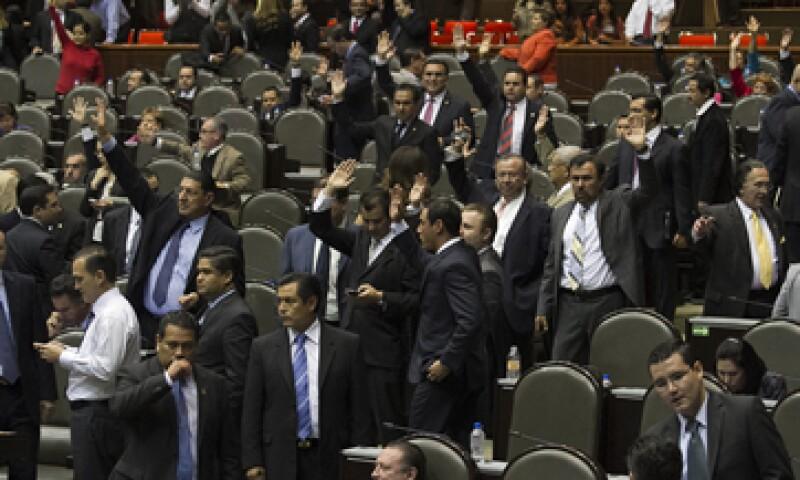 Los diputados tienen hasta el 15 de noviembre para aprobar el Presupuesto de Egresos. (Foto: Notimex)