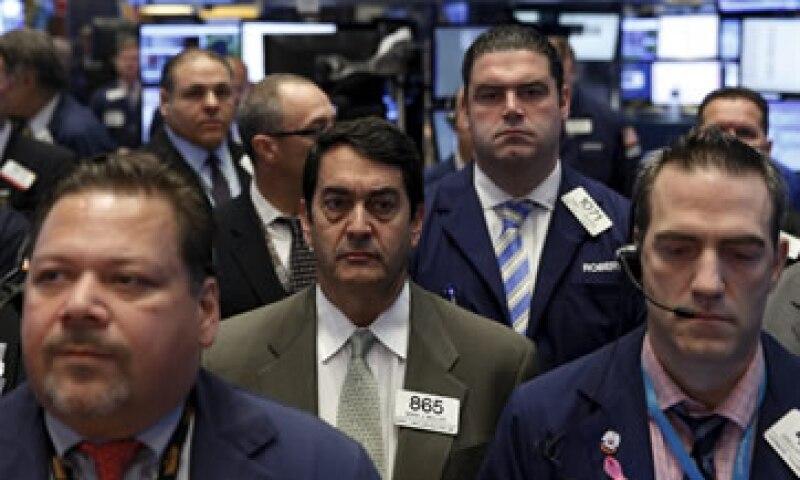 El índice industrial Dow Jones avanzaba 0.41% en la Bolsa de Nueva York. (Foto: Reuters )