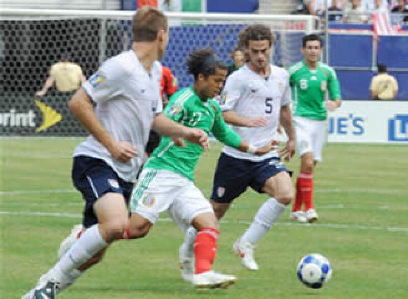 Las selecciones se volverán a enfrentar el próximo 12 de agosto  (Foto: Notimex)