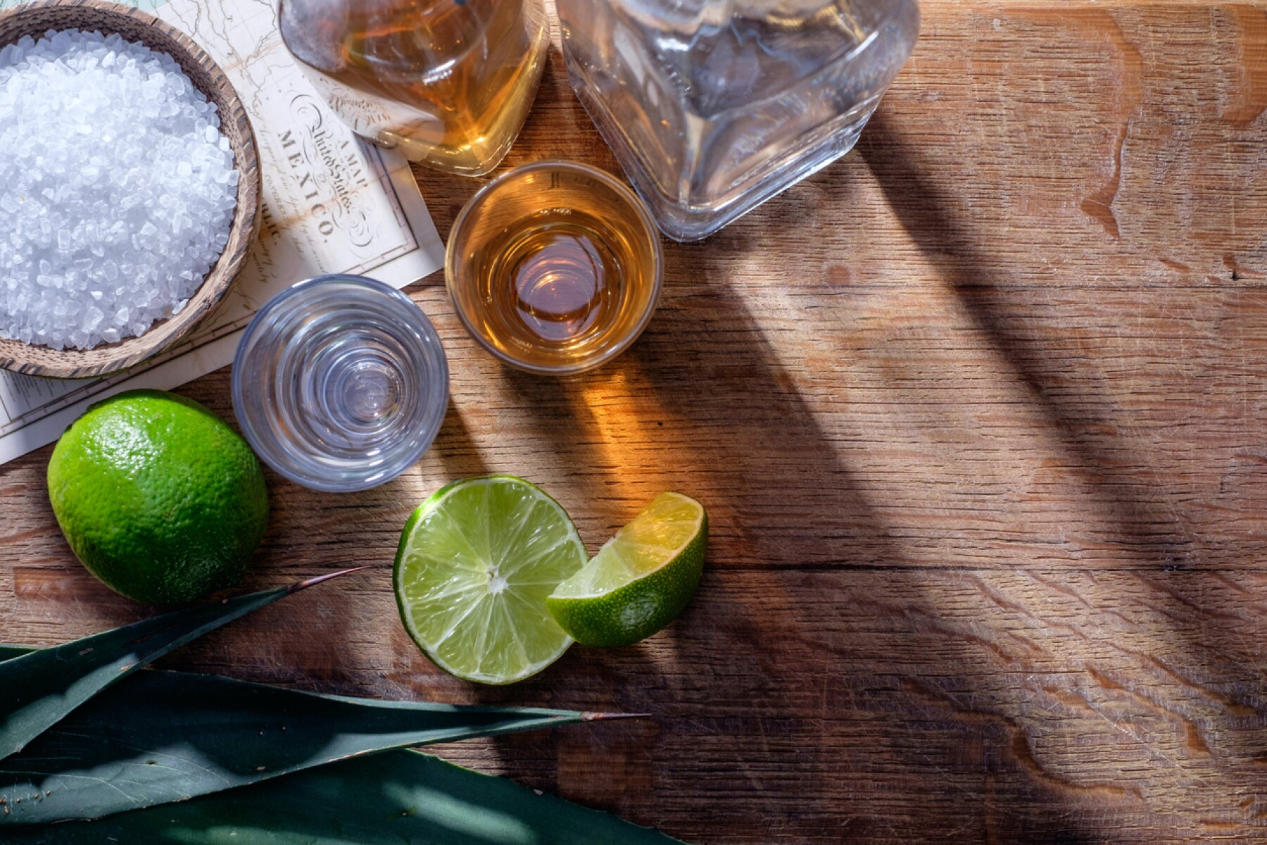 Tequila table top