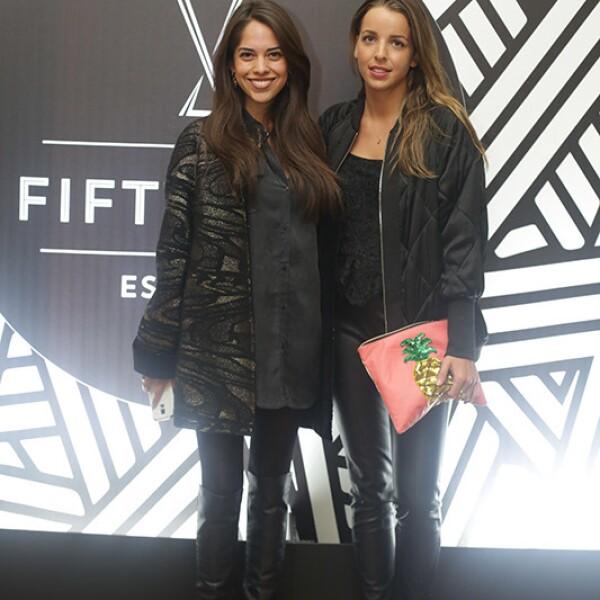 María José Martínez y Sara Goodwin