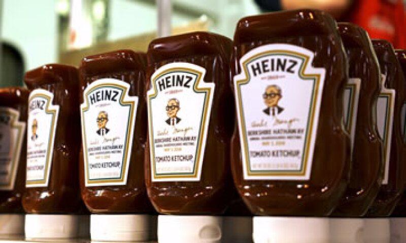 Los accionistas de Heinz tendrán una participación del 51% en la firma combinada y los de Kraft del 49%.  (Foto: Reuters )