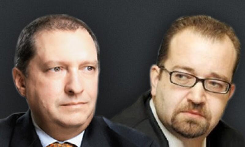 Pérez Motta reconoció que su homólogo De Swaan le informó de la aprobación del plan de frecuencias para TV. (Foto: Especial)