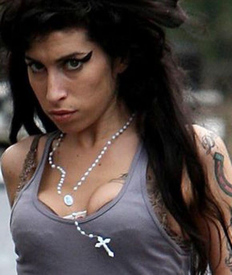 La cantante británica aceptará una multa por posesión ilegal de marihuana en Noruega.