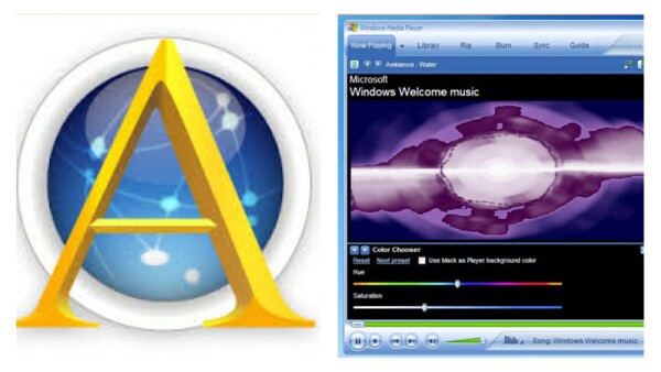 Ares y Windows Media Player