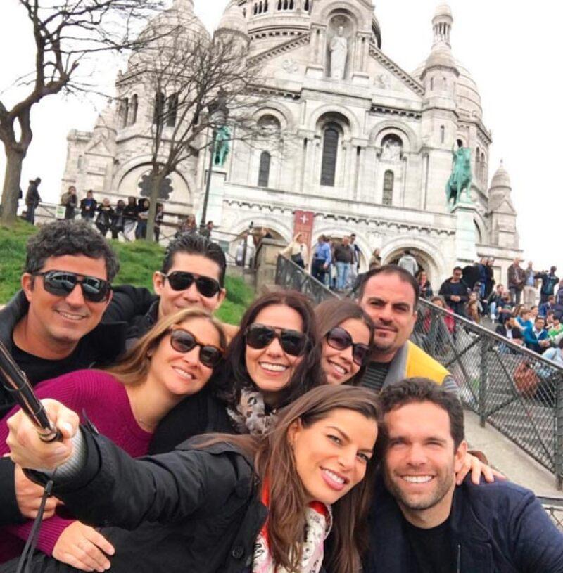 Y ahora un tiempo en Montmartre.