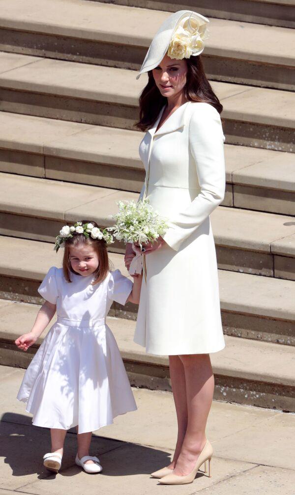 Al parecer Kate Middleton no recicló vestido para la boda real