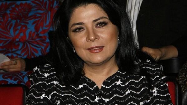 La actriz felicita a Angélica Rivera y también le manda un consejo, ya que desde hace 9 años está casada con el político hidalguense Omar Fayad.