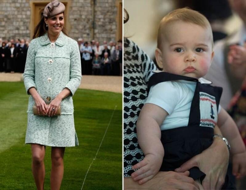 Los Duques de Cambridge tuvieron su primer hijo el 22 de julio de 2013.
