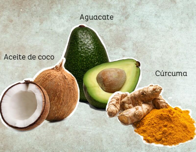 Mascarilla de aceite de coco para eliminar acné.