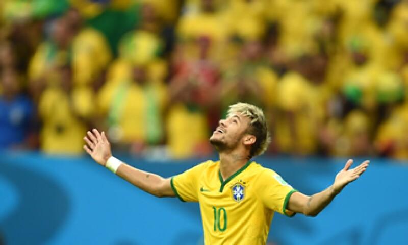 En el estadio se jugaron siete partidos mundialistas, entre ellos el Brasil vs Camerún de la primera ronda. (Foto: AFP)