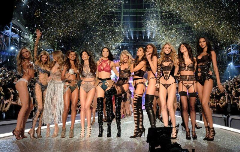 Cuánto valen las modelos de Victoria s Secret  a443e9665ba7
