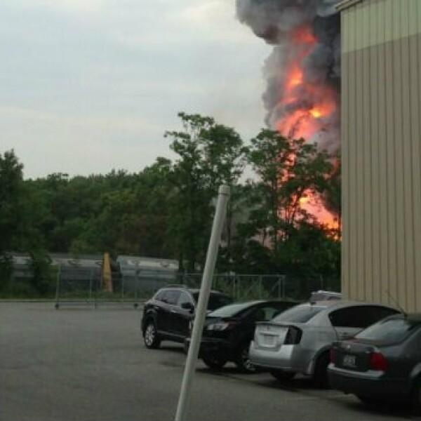 Accidente de tren en Baltimore