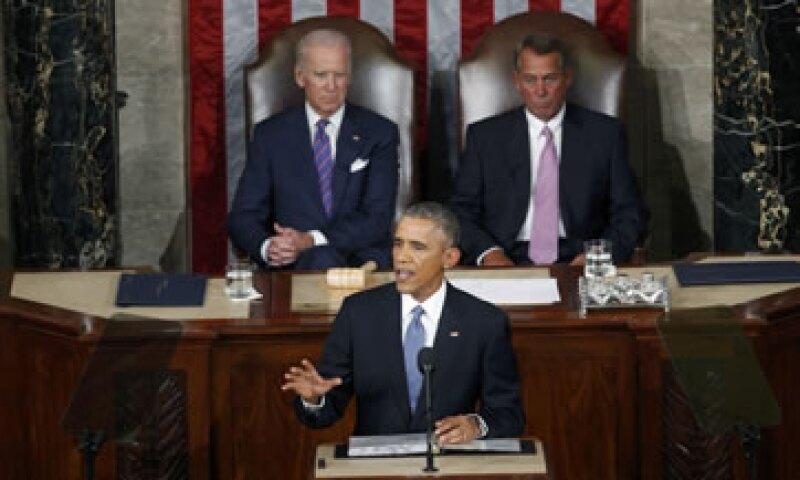 Obama llamó a respaldar acuerdos comerciales, incluido el Transpacífico. (Foto: Reuters )