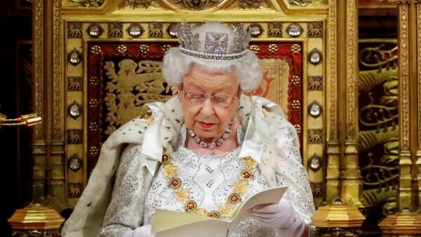 El discurso de la reina
