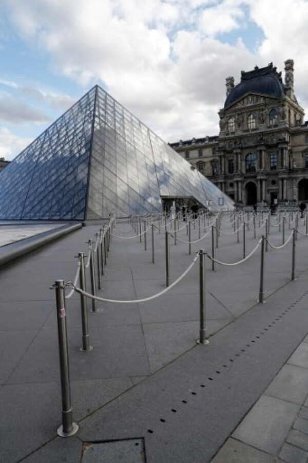 FRANCE-HEALTH-VIRUS-MUSEUM