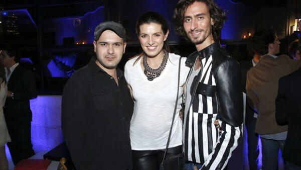 Tres diseñadores fueron convocados por ELLE y Ciroc Ultra Premium Vodka para intervenir una botella donde imprimieran su personalidad.