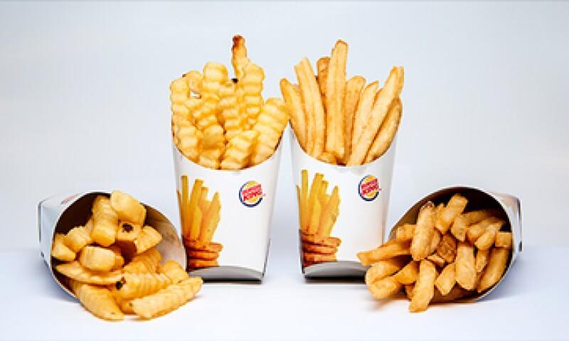 El anuncio es el último esfuerzo de Burger King para sacudir el mercado de las papas fritas. (Foto: tomada de cnnmoney.com)