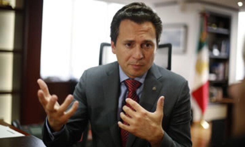 El director de Pemex, Emilio Lozoya, confía en que la ronda cero quede lista en el primer semestre del 2014. (Foto: Reuters)