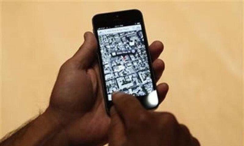 El servicio de mapas de Apple fue duramente criticado por los usuarios.  (Foto: Reuters)