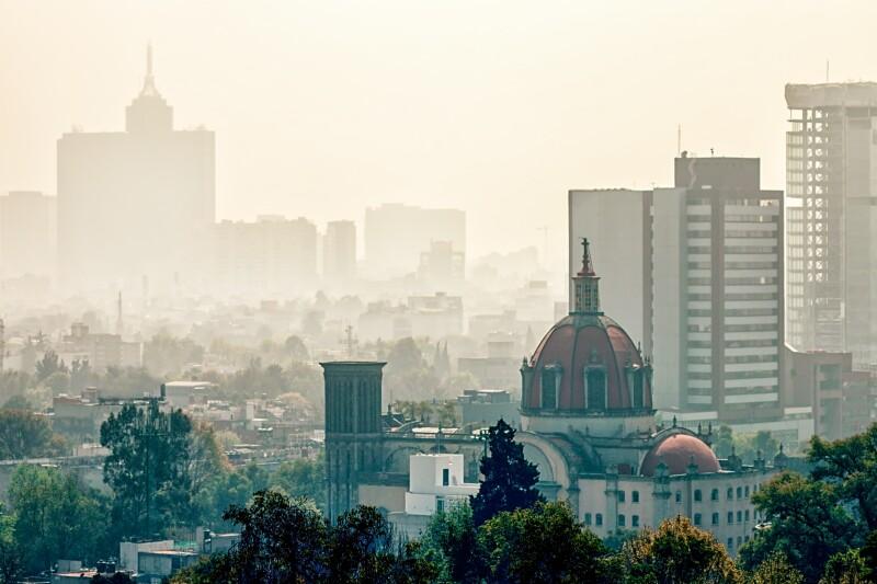 Mexico City Smog