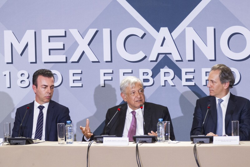 López Obrador Consejo Mexicano de Negocios sindicatos