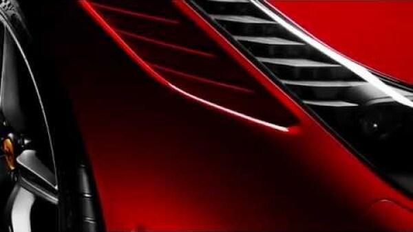 Formas Perfectas: Ferrari 458 Speciale