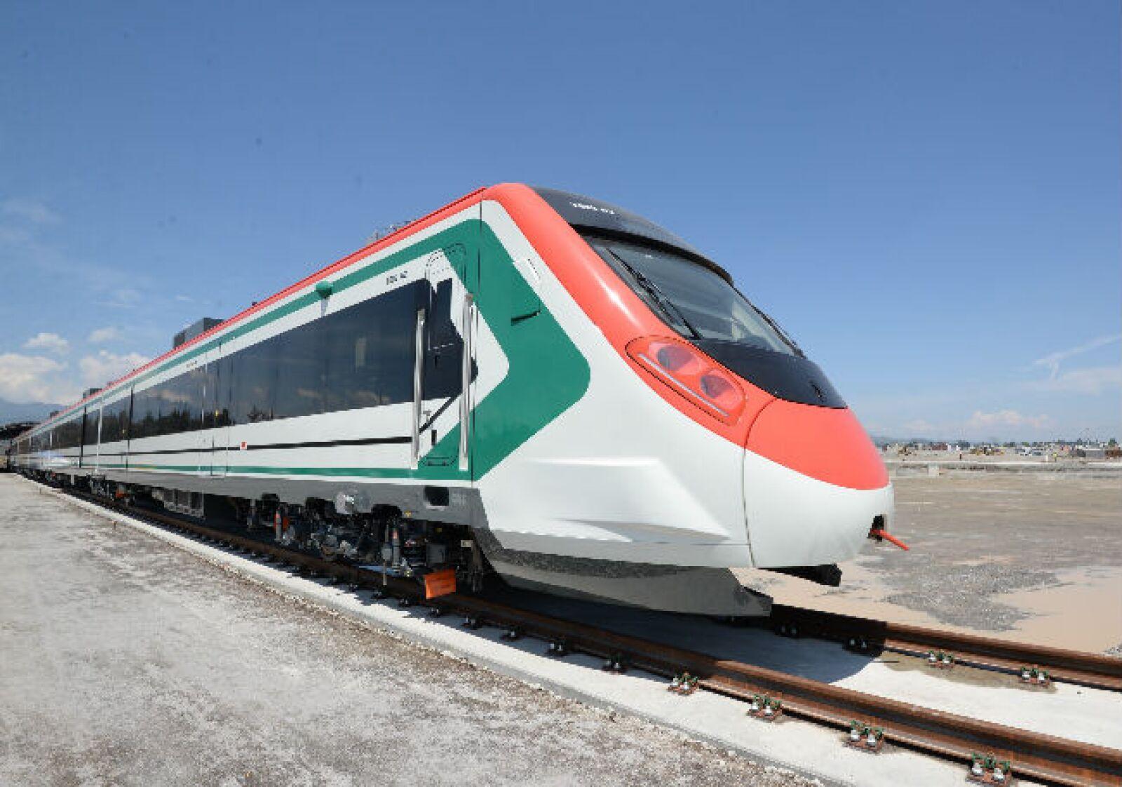 Tren Interurbano M�xico-Toluca 8