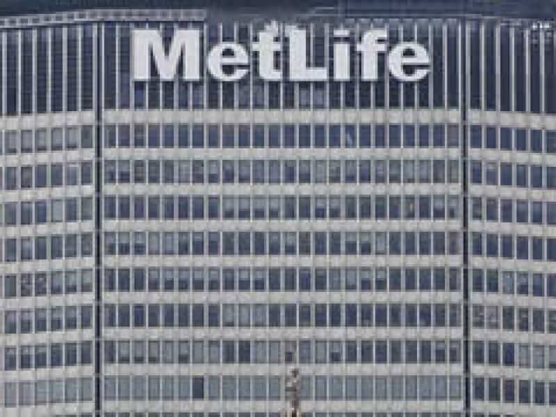 MetLife se ha visto afectada por las pérdidas crecientes en los mercados financieros. (Foto: AP)