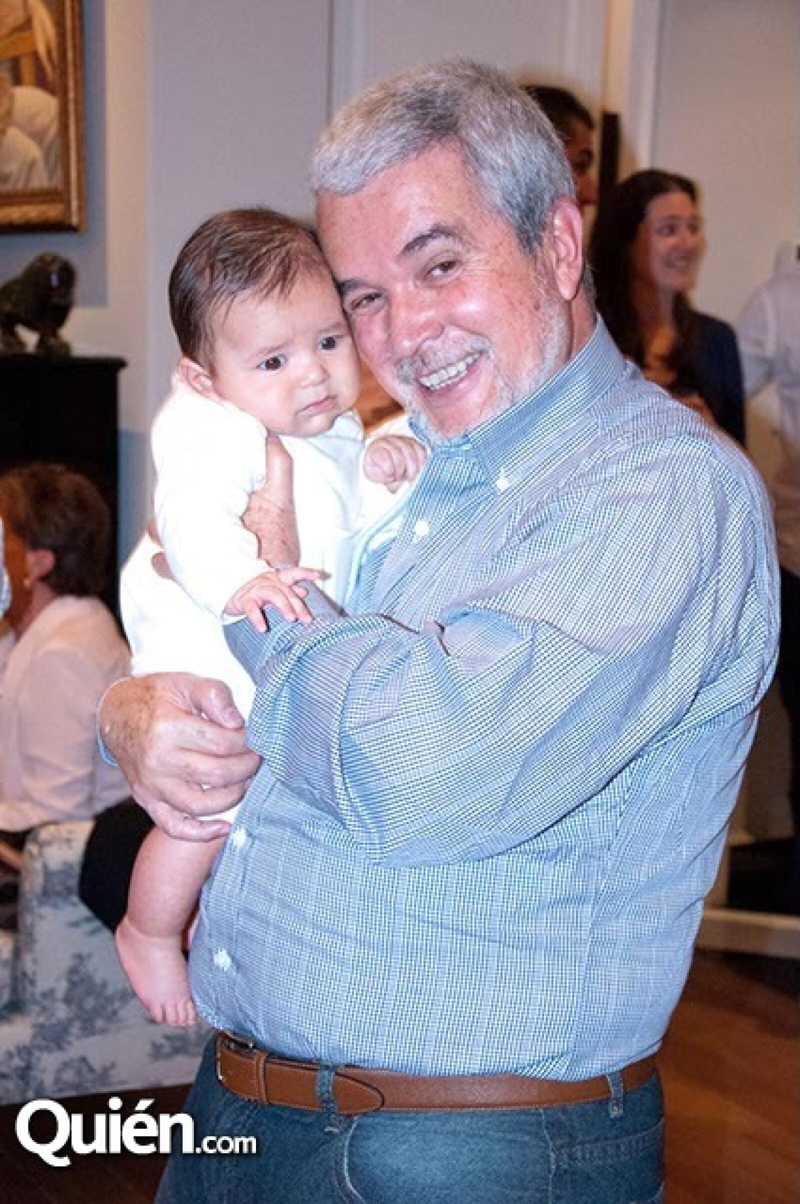 Franco Parra y Francisco Islas
