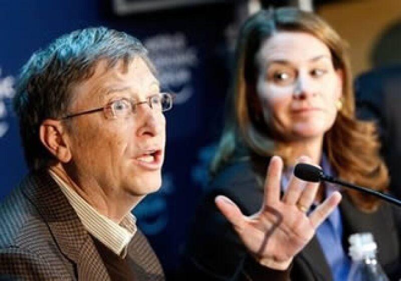 El aumento en la cobertura de vacunación busca prevenir la muerte de 7.6 millones de niños, dijo Bill Gates. (Foto: AP)