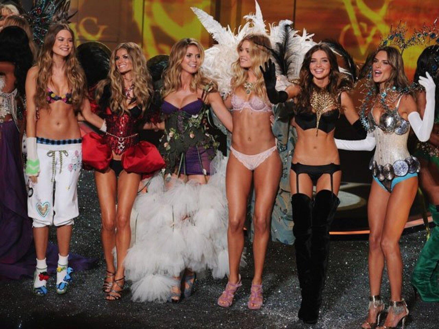 Victoria`s Secret Fashion Show.